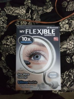 My flexible mirror (as seen on t.v) NEW