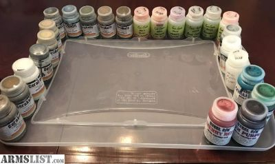 For Sale/Trade: Cerakote and Metal Refinishing Supplies