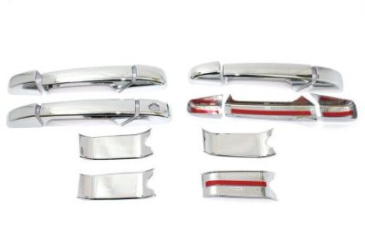 Sell Carrichs 200KEVT Chrome Door Handle Cover: 2007-2013 Chevy Silverado/Gmc Sierra motorcycle in Bolingbrook, Illinois, United States, for US $26.99