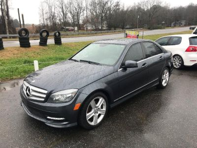 2011 Mercedes-Benz C-Class C300 Luxury (gray)