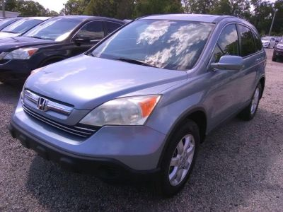2008 Honda CR-V EX-L (Blue)