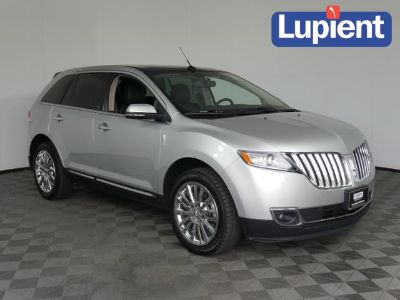 2015 Lincoln MKX Base (Smoked Quartz Metallic Tinted Clearcoat)