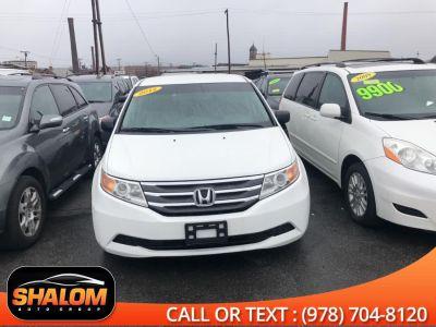 2012 Honda Odyssey EX (White)
