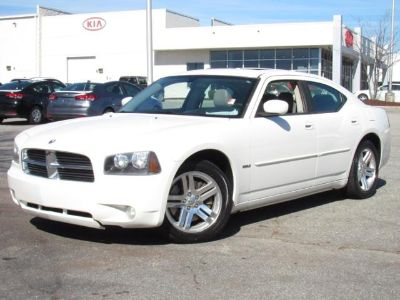 2006 Dodge Charger RT (Stone White Clear Coat)
