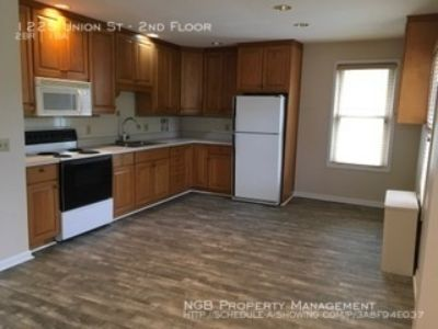 Apartment Rental - 1225 Union St