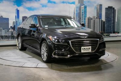 2018 Genesis G80 5.0L Ultimate AWD