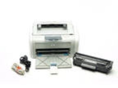 HP LASERJET 1020 PRINTER Q5911A Page Count 5552 with HP