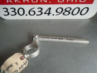 Sell 03 04 SUZUKI GSXR 1000 RIGHT HANDLEBAR #1 motorcycle in Stow, Ohio, United States, for US $29.95