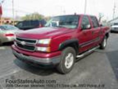 Used 2006 Chevrolet Silverado 1500 for sale in Joplin