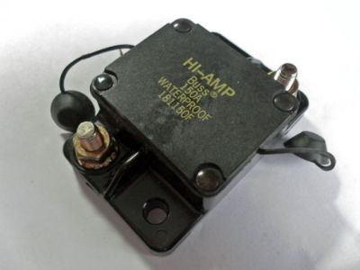 Purchase 181150F BUSS 150 AMP SNOWPLOW AUTO RESET CIRCUIT BREAKER NEW motorcycle in Osceola, Indiana, United States, for US $29.99