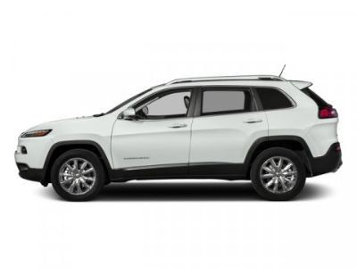 2017 Jeep Cherokee Trailhawk (Bright White Clearcoat)