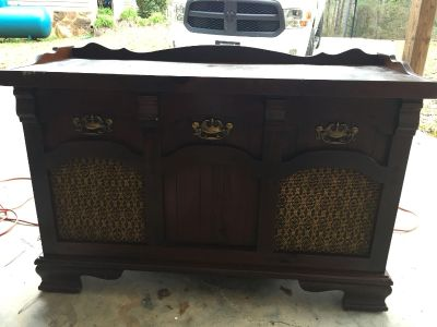 Console stereo