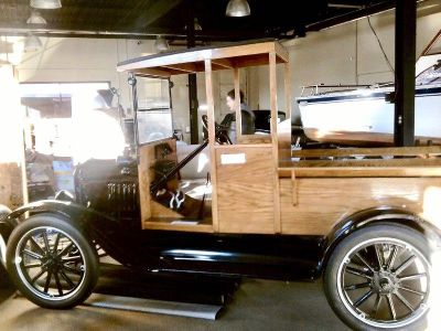 1923 Ford Peddlers Truck