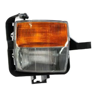 Purchase Fog Driving Light Turn Signal Lamp Passenger Right RH for 03-07 Cadillac CTS motorcycle in Gardner, Kansas, US, for US $73.20