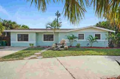 221 Fay Drive Indialantic Three BR, Pool Home! One block from the