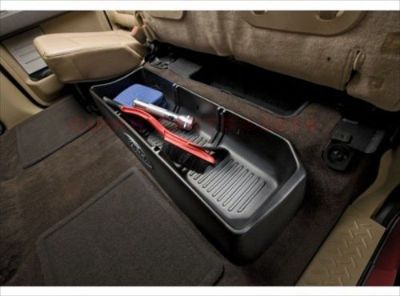 Purchase 2009-2014 Ford F-150 Super Cab Under Seat Cargo Organizer Subwoofer OEM NEW motorcycle in Braintree, Massachusetts, United States, for US $80.90