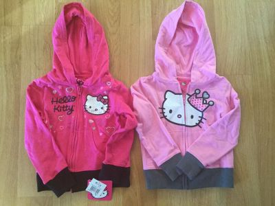 New and Like New Hello Kitty Hoodies! Would make nice gifts