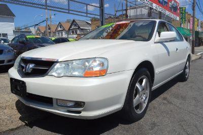 2002 Acura TL 3.2 (White)