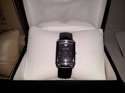 watch reloj Original emporio armani