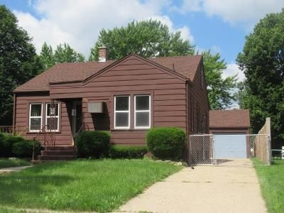 2 Bed 1 Bath Foreclosure Property in Beloit, WI 53511 - Garfield Ave