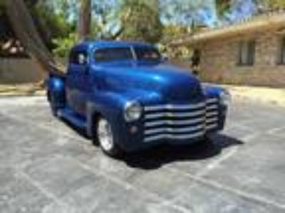 1950 Chevrolet Chevy 3100 Pickup Chopped Tubbed