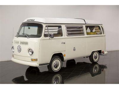 1968 Volkswagen Westfalia Camper