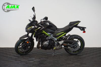 2018 Kawasaki Z900 ABS Sport Motorcycles Oklahoma City, OK