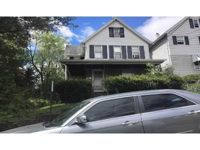3 Bed 1 Bath Foreclosure Property in Scranton, PA 18508 - Sterling St