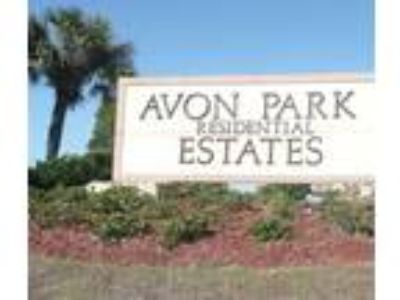 Land for Sale by owner in Avon Park, FL
