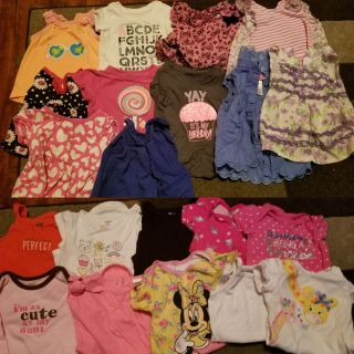12 month baby girl clothes
