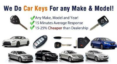 Relevant Solution for Car Key Duplication College Park