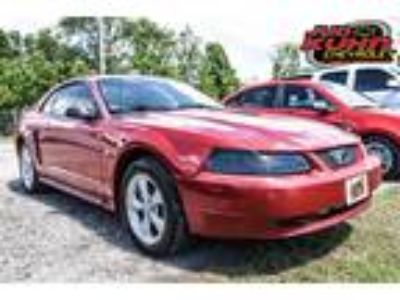 2001 Ford Mustang V6 Deluxe