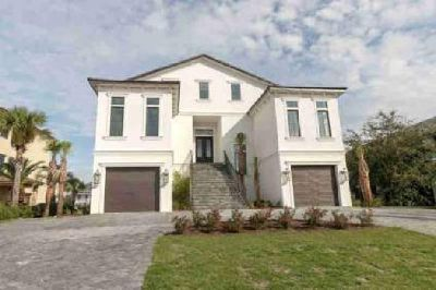 615 Choctaw Drive Destin Four BR, Gorgeous canal lot on Holiday