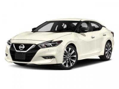 2018 Nissan Maxima SR (Brilliant Silver)