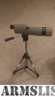 For Sale: Spotting scope