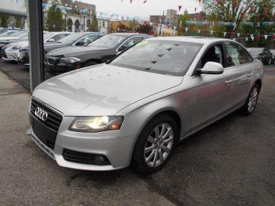 2009 Audi A4 3.2 quattro (Ice Silver Metallic)