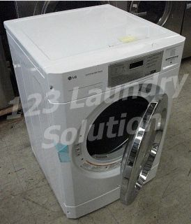Heavy Duty LG Commercial Single Card Gas Dryer Small Apartment Residential GD1329CGS