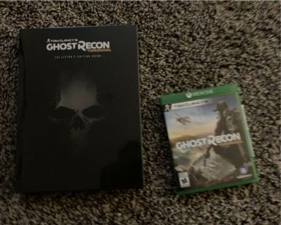 Xbox one Ghost recon