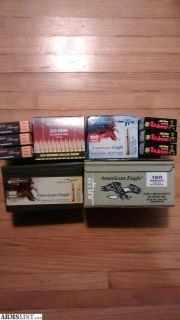 For Sale: Ammo for sale, maybe trade - .223/556 .380 9mm