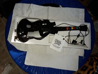GH guitars for ps2/ps3