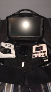 "Vanguard Portable Gaming Device 19"" screen"