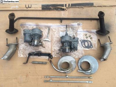 kadron set dual incl manifold in very nice shape