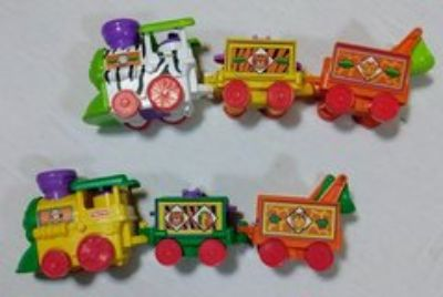 Fisher Price Trains