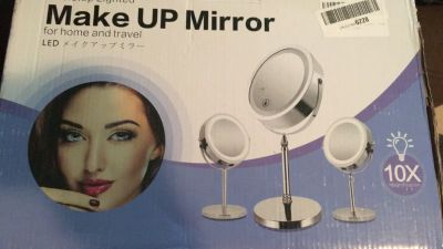 Makeup mirror. New in the box
