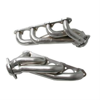 Purchase BBK 1515 Headers Shorty Steel Chrome Ford Mustang 5.0L Pair motorcycle in Tallmadge, Ohio, United States, for US $199.99