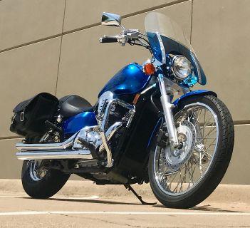 2014 Honda Shadow Spirit 750 Cruiser Motorcycles Plano, TX