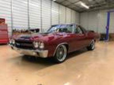 1970 Chevrolet El Camino Restomod Pro Touring