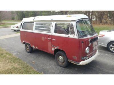 1971 Volkswagen Camper