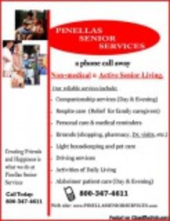 Pinellas Senior Services