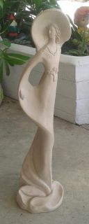 """Austin Productions Sculpture 27""""H 1987 Sophisticated Lady II"""
